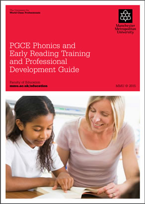 Manchester Metropolitan University Early Reading and Professional Development Guide